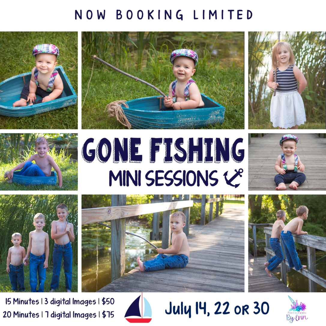 Gone Fishing Promo
